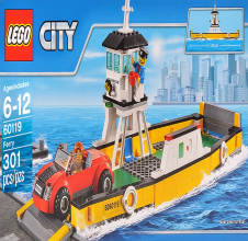 LEGO CITY : Ferry.