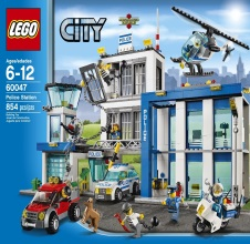 LEGO CITY : Police Station.
