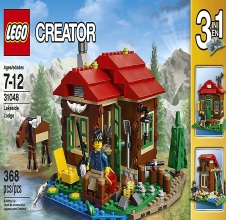 LEGO CREATOR : Lakeside Lodge.