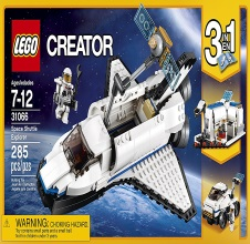 LEGO CREATOR : Space Shuttle Explorer.