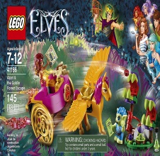 LEGO ELVES : Azari & the Goblin Forest Escape.