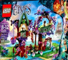 LEGO ELVES : The Elves' Treetop Hideaway.