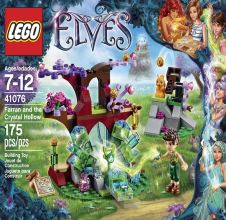 LEGO Elves : Farran and the Crystal Hollow.