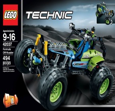 LEGO TECHNIC : Formula Off-Roader.