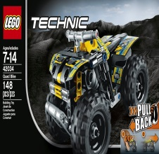 LEGO TECHNIC : Quad Bike.