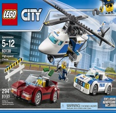 LEGO CITY : High-speed Chase.