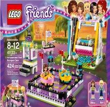 LEGO FRIENDS: Amusement Park Bumper Cars