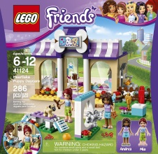LEGO FRIENDS: Heartlake Puppy Daycar