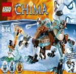 LEGO CHIMA Sir Fangar's Saber-Tooth Walker 70143