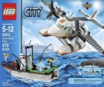 LEGO CITY Coast Guard Plane 60015