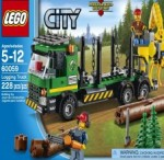 LEGO CITY Logging Truck 60059