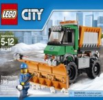 LEGO CITY Snowplow Truck 60083.