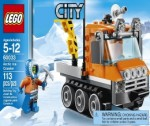 LEGO City Arctic Ice Crawler 60033