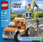 LEGO City Light Repair Truck 60054