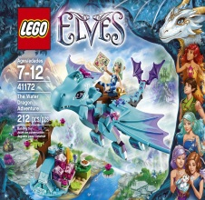 LEGO ELVES Water Dragon Adventure 41172