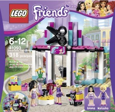 LEGO FRIENDS Heartlake Hair Salon 40193