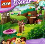 LEGO Friends Fawn's Forest ; Parrot's Perch ; Puppy's Playhouse