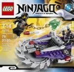 LEGO NINJAGO, masters of Spinjitzu Hover Hunter 70720