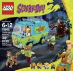 LEGO SCOOBY-DOO Mystery Machine 75902