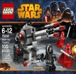 LEGO STAR WARS Death Star Troopers ; Kashyyyk Troopers