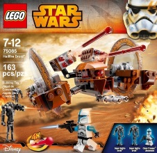 LEGO STAR WARS Hailfire Droid 75085