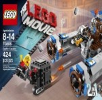 LEGO The LEGO MOVIE Castle Cavalry 70806