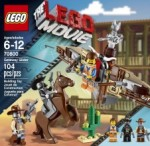 LEGO, The LEGO MOVIE Getaway Glider 70800