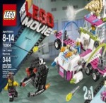 LEGO, The LEGO MOVIE Ice Cream Machine 70804