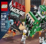 LEGO, The LEGO MOVIE Trash Chomper 70805
