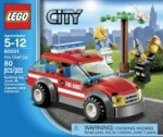 LEGO CITY Fire Chief Car